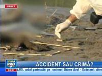 Moarte învăluită în mister lângă barajul Pucioasa