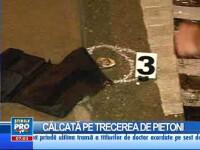 Adolescentă omorâtă pe o trecere de pietoni de pe DN 1
