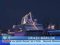 Cele mai luxoase vase de pasageri şi-au dat întâlnire la Hamburg