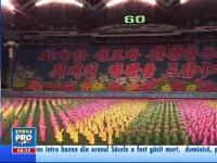 Coreenii concurează în cel mai stalinist mod cu Jocurile Olimpice