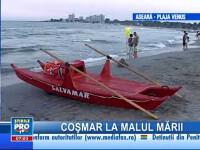 Vacanţă sfârşită tragic pe litoral. Doi tineri au murit