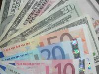 Încă un minim pentru euro la cursul BNR