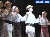 Spectacol de dansuri populare la Sibiu!
