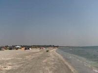 O mina gigant de doi metri lungime descoperita in dreptul plajei din Mamaia