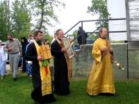 Zeci de mii de credincioşi în pelerinaj la icoană făcătoare de minuni
