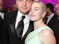 Kate Winslet, consolata de Leonardo DiCaprio!