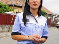 Femeile ies în stradă. Ca poliţiste!