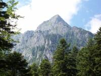 Românii au fugit din calea caniculei şi s-au refugiat la munte