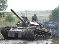 Uite pacea, nu e pacea! Tancurile ruseşti îşi continuă marşul prin Georgia!