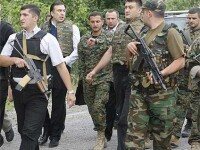 Georgia fierbe: Sarkozy îl ameninţă pe Medvedev