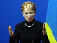 Iulia Timosenko si-a anuntat candidatura la alegerile prezidentiale din Ucraina