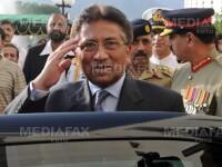 Pakistan: preşedintele Pervez Musharraf şi-a anunţat demisia