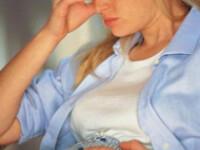 Mancarea de tip fast-food consumata in timpul sarcinii poate duce la avort