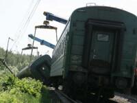 Tren deraiat in India: 15 morti si 160 de raniti