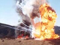 Explozie de proportii in statul american Oklahoma