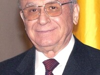 Ion Iliescu a implinit 60 de ani... de la terminarea liceului!