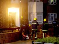 Incendiu la Suceava. Patru oameni s-au intoxicat cu fum