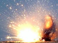 Explozii in sudul Spaniei