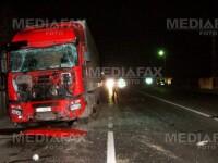 Grav accident de circulatie in cartierul Micalaca din Arad