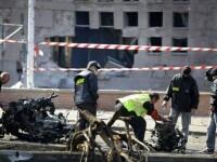 Doua bombe au explodat in Palma de Mallorca dupa un apel in numele ETA