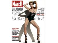 Sharon Stone, dezbracata pe coperta la 51 de ani!