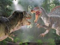Jurassic Park, readus la viata in Marea Britanie!