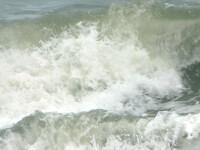 L-a luat marea! Un barbat a murit inecat in largul Marii Negre