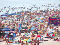 Atentie! Sudul si estul Romaniei, sub alerta rosie de ultraviolete!