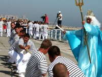 10.000 de oameni au sarbatorit la Constanta Sfanta Maria si Ziua Marinei!