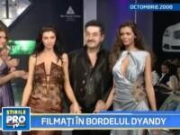 Creatorul de moda Dyandy, condamnat la 5 ani cu executare