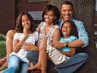 Sunt mereu pe prima pagina a tabloidelor, insa Obama le-a interzis fiicelor sa le urmareasca la TV