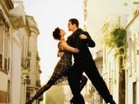 Tango, pasiune si senzualitate... chiar in mijlocul strazii