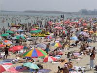60% din locurile de cazare de pe litoralul romanesc, ocupate