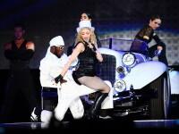 Show-ul Madonnei din parcul Izvor - GALERIE FOTO!
