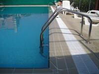 Ultima moda in Londra: ciclismul in...piscina!
