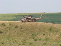 Un elicopter s-a prabusit in Ucraina, provocand moartea a doua persoane