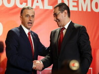 Geoana iar face valuri in PSD. Ponta vrea sa stie daca mai ramane in partid