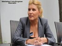 Udrea: Tariceanu se simte amenintat de stenograme