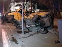 Accident cumplit pe DN1. Patru oameni au ajuns la spital