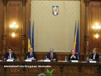Senatul a validat lista membrilor Consiliului Superior al Magistraturii!