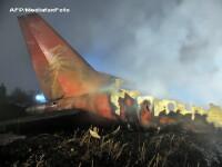 42 de persoane si-au pierdut viata intr-un accident aviatic produs in China