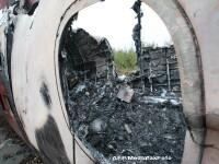 Interzise in UE. Avioanele din Congo, gata oricand de prabusire