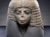 Chipul lui Michael, identic cu cel al unei statui vechi de 3.000 de ani