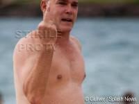 Ray Liotta, cadou special pentru paparazzi: degetul mijlociu