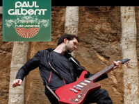 Chitaristul Paul Gilbert vine cu un nou concert in Romania