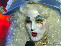 Lady GaGa la masculin! Prince Poppycock, finalist la America's Got Talent