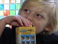 Boala cumplita pentru un copil de patru ani: este alergic la mancare!