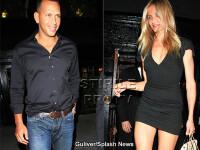 Cameron Diaz si-a innebunit iubitul cu rochita scurta