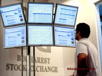 Bursa de la Bucuresti a recuperat 10% din pierderi. In Vest, actiunile ieftine trec indicii pe verde