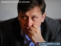 Antonescu: Cererea privind suspendarea lui Basescu e aproape gata, va fi prezentata lunea viitoare
